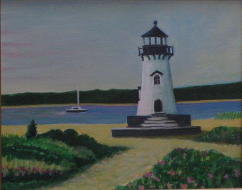 Edgartown Light © Bill Buckley, all rights reserved.