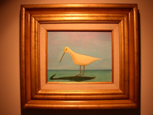 The Shorebird © Bill Buckley, all rights reserved.