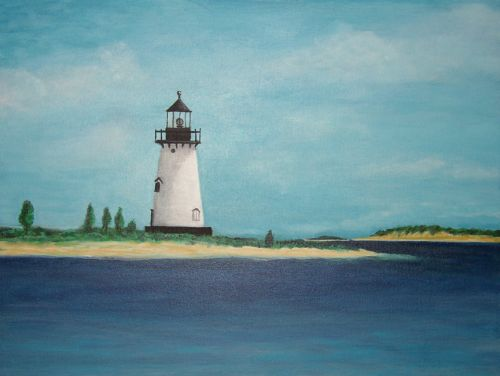 Edgartown Lighthouse-summer © Bill Buckley, all rights reserved.