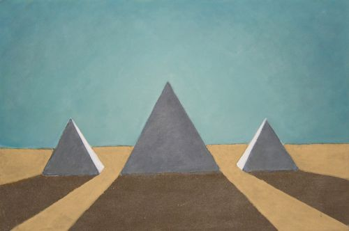 Three Pyramids © Bill Buckley, all rights reserved.