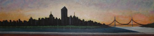 City Skyline © Bill Buckley, all rights reserved.