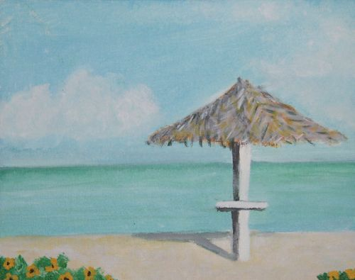 Aruba beach scene © Bill Buckley, all rights reserved.