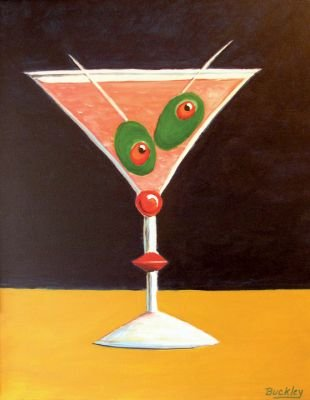 Thats The Martini Talking © Bill Buckley, all rights reserved.